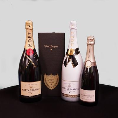 Champagne en Speciale wijnen